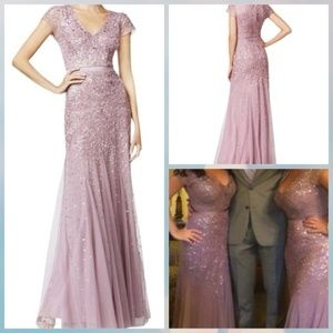 Adrianna Papell Embellished gown formal dress